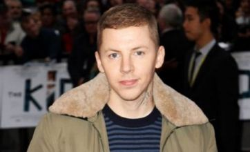 Professor Green slams his own record label on Twitter