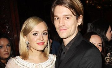 Fearne Cotton announces she's pregnant with Jesse Wood's baby