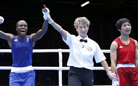 Team GB Boxers – how do you like them cherries?
