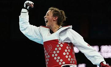 Jade Jones kicks to taekwondo final but Martin Stamper falls at semi