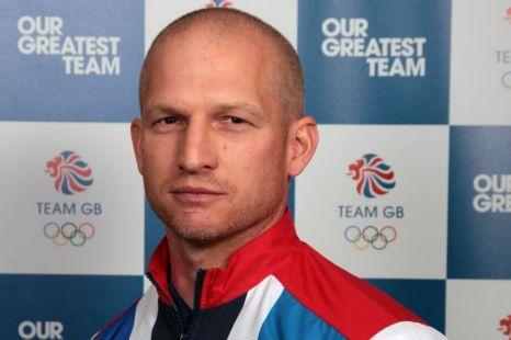 Team GB coach Jason Lee