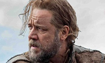 First image released of Russell Crowe as Noah in biblical epic