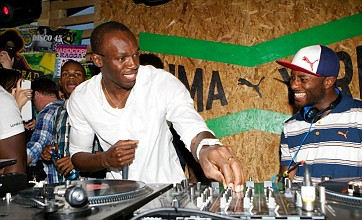 Usain Bolt star of the show yet again – this time as DJ at after party