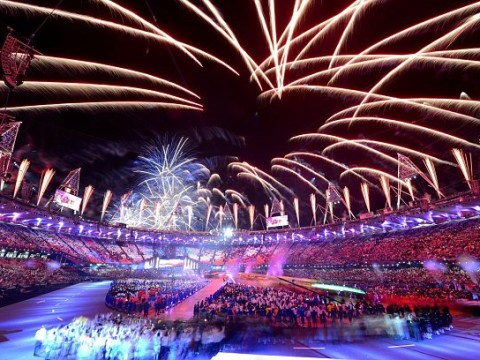 Closing ceremony naysayers are missing the point of London 2012