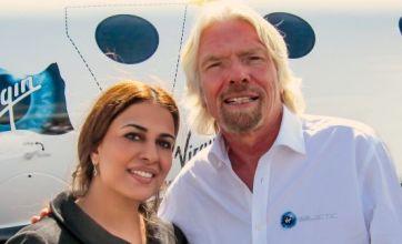 Namira Salim: I can't wait to float in zero-G on Richard Branson's shuttle