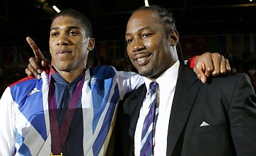 Anthony Joshua tipped for the top by former champion Lennox Lewis