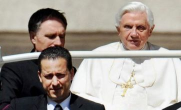 Vatican: Pope's butler and worker charged over document theft