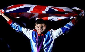Britain's boxing golden boy Luke Campbell set for professional debut