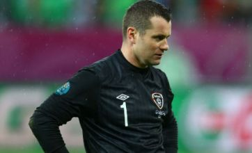Republic of Ireland keeper Shay Given announces international retirement
