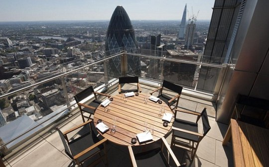 Sushisamba Is A Feast For The Eyes Only Metro News