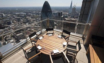 SushiSamba is a feast for the eyes only