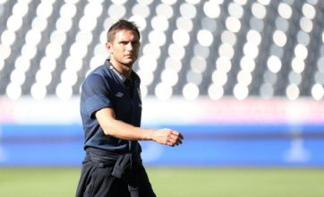 Frank Lampard: I'll do everything I can to be in squad for 2014 World Cup