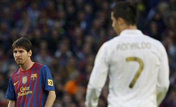 Lionel Messi, Cristiano Ronaldo and Andres Iniesta up for Uefa's Best Player award