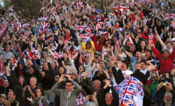London 2012 boost as unemployment falls to lowest level in a year