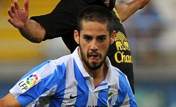 Tottenham and Man United ask Malaga about a deal for Spain playmaker Isco