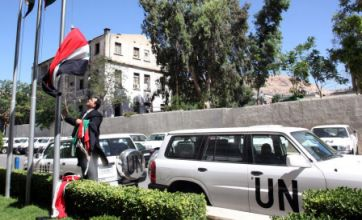 UN: Bashar al-Assad forces have perpetrated war crimes in Syria