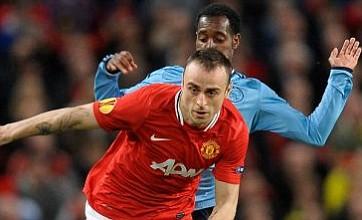 Dimitar Berbatov set to leave Man United for Russian club Zenit