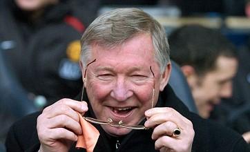 Robin van Persie revives memories of Fab Four for Man Utd boss Ferguson