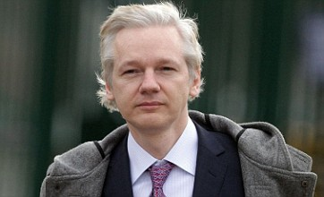 Julian Assange told: You can hide but you can't run