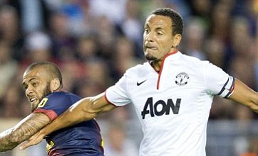Rio Ferdinand fined £45,000 for 'choc ice' tweet and warned over future conduct