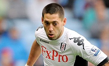 Clint Dempsey fined £25k by Fulham 'for trying to force Liverpool transfer'