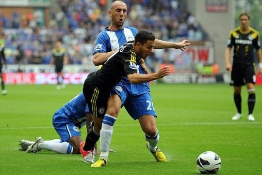 Football Premier League Chelsea Eden Hazard