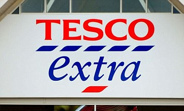 Tesco reports best growth in three years but sparks tensions with rival Sainsbury's