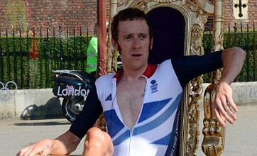 Bradley Wiggins joins Jessica Ennis and Chris Hoy in denying X Factor role