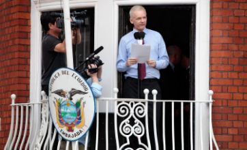 George Galloway defends Julian Assange 'rape' comments