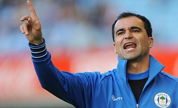 Roberto Martinez: I rejected Liverpool job before Brendan Rodgers got it
