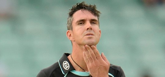 Cricket England Kevin Pietersen Andrew Strauss