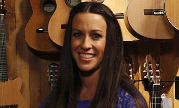 Alanis Morissette: I used to find notes from fans in my underwear