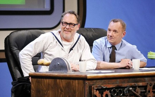 Vic Reeves, Bob Mortimer, Lucky Sexy Winners