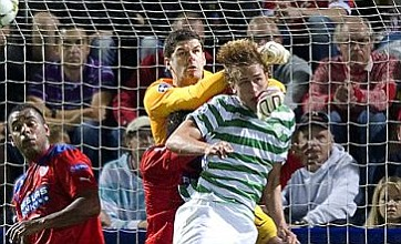 Fraser Forster warns Celtic of complacency after Champions League win