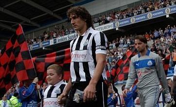 Fabricio Coloccini lined up as Daniel Agger alternative for Manchester City