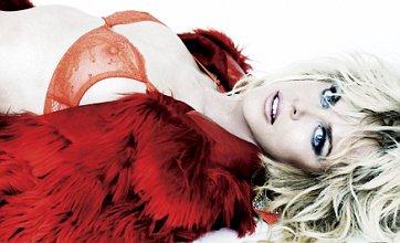 Nicole Kidman strips down to lace underwear in ultra-sexy photo shoot