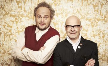 Whatever Happened To Harry Hill? raised the odd snicker or two