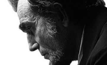 Steven Spielberg's Lincoln gets striking first official poster