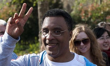 Michael Watson 'over moon' to be joining stars on Paralympic torch relay