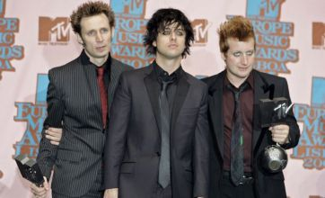 Green Day: Our new single is our way of sending Amy Winehouse flowers