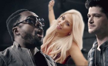 The Script and Will.i.am v Amelia Lily: Video Fight Club