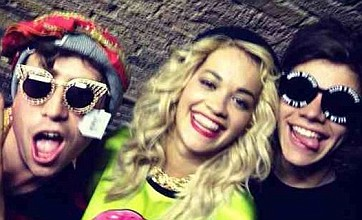 Rita Ora takes to Twitter with Harry Styles after G-A-Y performance