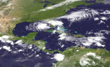 Deadly tropical storm Isaac heads to US as Katrina anniversary nears
