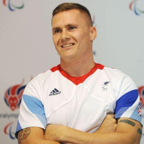 Great Britain's David Weir