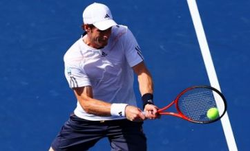 Andy Murray serves up Alex Bogomolov victory after nervous start at US Open