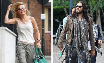 Russell Brand and Geri Halliwell 'dating since Olympics closing ceremony'