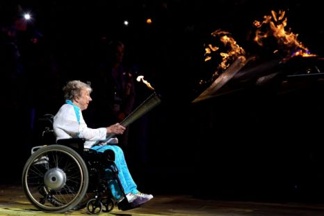 Paralympics, Margaret Maughan