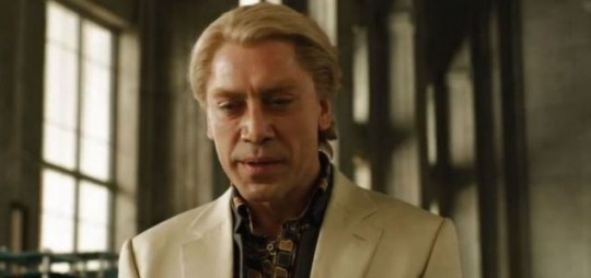 Javier Bardem, James Bond, Skyfall