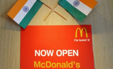 McDonald's to open first vegetarian-only restaurant in India
