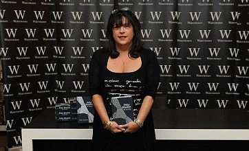 EL James wins at the National Book Awards for Fifty Shades of Grey